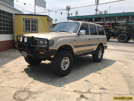 Toyota Autana Land Cruiser 4x4