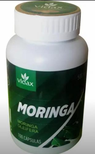 Moringa Salud, Bajar Peso,  Frascos 100 Capsulas