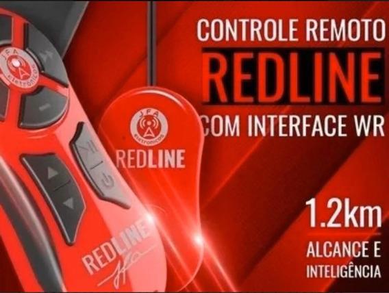 Controle Longa Distância Jfa Red Line