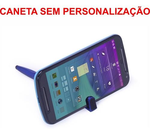 100 Canetas Sem Personalização - Touch Porta Celular