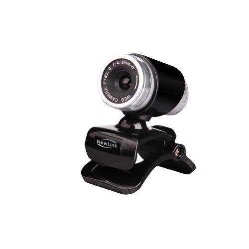 Web Cam New Link Usb 8.0 M Pixels Microfone Embutido Wc102