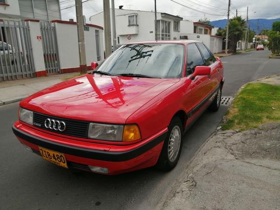 Audi 90 Quattro Sport 1988