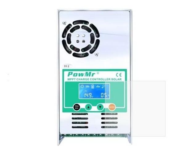 Controlador Carga Solar Mppt 60a 12v/24v/36v/48v