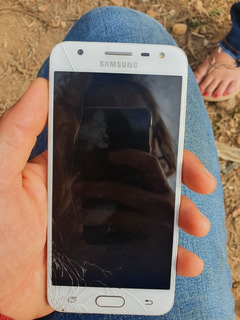 Celular Samsung Galaxy J5 Prime Para Retirada De Peças