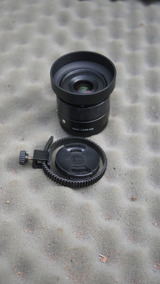 Lente Sigma Art 19mm 2.8 Sony E-mount