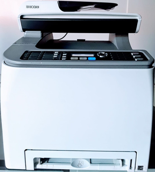 Impressora Multi Color Ricoh Spc 232 Sf Revisada