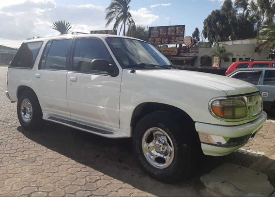 Ford Explorer 97 - Manual - 4x4 - 263.000km