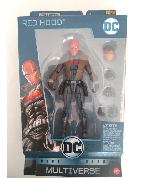 Red Hood Baf Killer Croc Dc Multiverse Batman 80 Years Matte