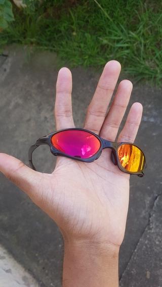 Óculos Penny Carbon Lentes Ruby