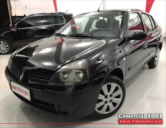 Renault Clio Sedan Expression 1.0 16v 2004
