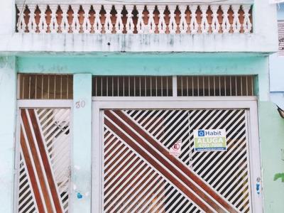 Sobrado Com 2 Dormitórios Para Alugar, 60 M² Por R$ 850,00/mês - Jardim Record - Taboão Da Serra/sp - So0573
