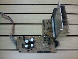 Placa Amplificadora Som Sony 1-689-395-11