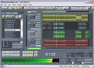 Editor De Audio Y Pistas Cool Edit Pro 2.1 Completo