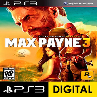 Max Payne 3 Complete Edition Ps3