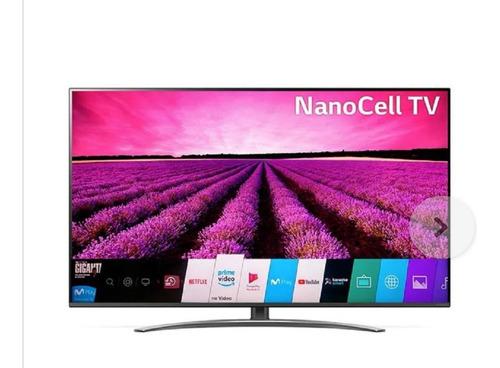 Imagen 1 de 5 de Tv LG 65'' Nanocell Ai Thinq 4k