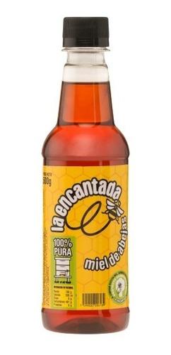 Botella De 500gr Miel 100% Pura Miel La Encantada