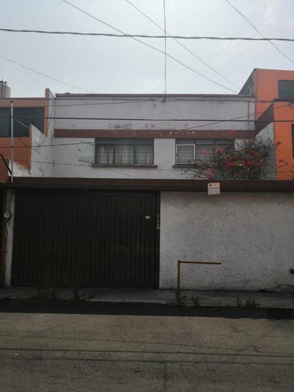 Casa En Reforma Iztaccihutl Para Remodelar Playa Regatas