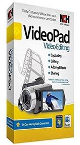 Dvd Nch Videopad Video Editor Professional V.7.1