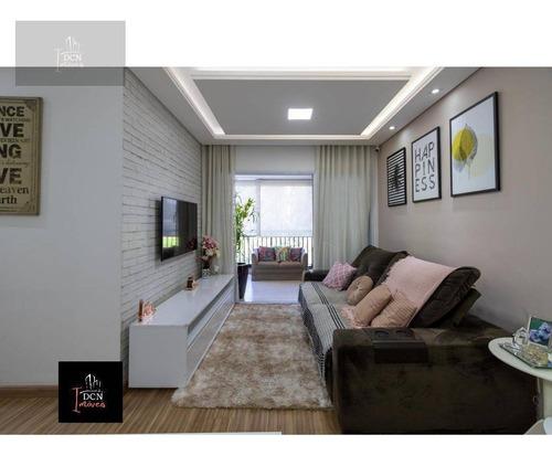 Apartamento Com 3 Dorms No Morumbi - Ap2156