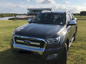 Nueva Ford Ranger Dc 4x4 Ltd At 3.2l D 23.600 Km ¿2016