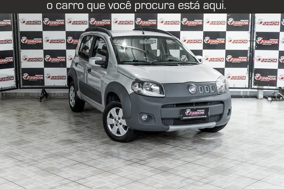 Fiat Uno Evo Way (celebration 4) 1.4 8v Eta/gas (nac)