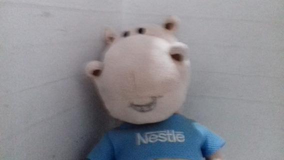 Hipopotamo Nestle Pelucia Usado R.093