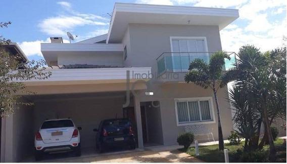 Casa Com 3 Dormitórios À Venda, 290 M² Por R$ 1.250.000,00 - Condomínio Greenville - Paulínia/sp - Ca6264