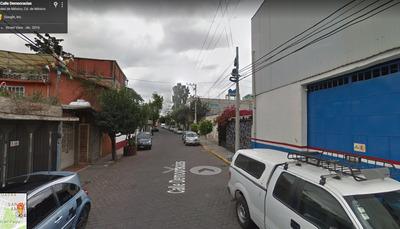 Hermosa Y Amplia Casa En La Del. Azcapotzalco Solo Contado