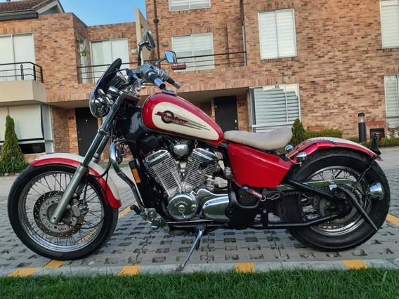 Moto Honda Shadow 600 Vlx