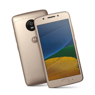 Motorola G5 Dorado Xt1671 4g Original 32gb - Nuevo - Oferta