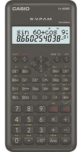 Calculadora Cientifica Casio Fx-82ms Nuevo Modelo 2º Edicion