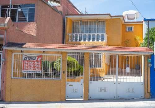 Izcalli Ecatepec, Casa, Excelente Ubicación, Fraccionamiento