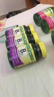 Vitamina B12 1,000mcg 150 Tabletas