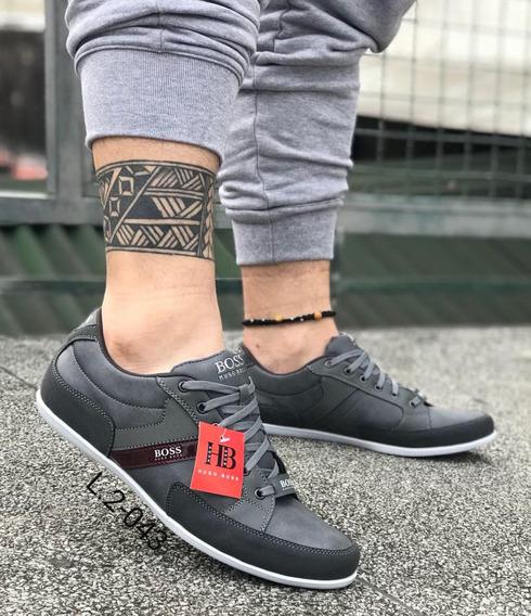 Shoes Tenis Zapatillas Nuevo Modelo Estilo Para Caballero