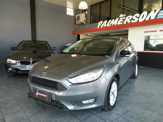 Ford Focus Iii 1.6 S 2015 Financio / Permuto !!