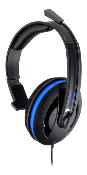Novo Lacrado Headset Pra Playstation 4 Turtle Beach P4c Ps4