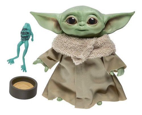 Pelucia Falante Star Wars The Child