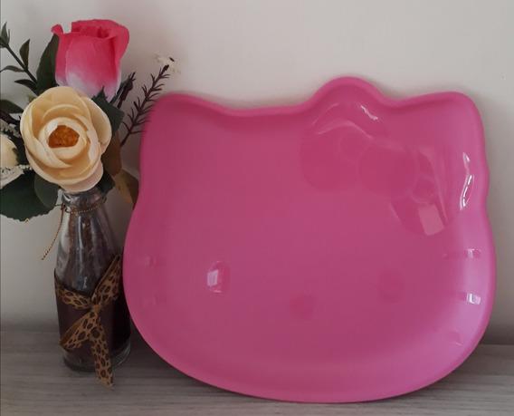 Tupperware Hello Kitty Prato Intantil Rosa Importado
