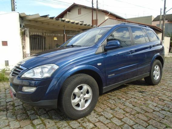 Kyron Xd 200 Diesel Autom 4x4-ricardo Multimarcas Suzano
