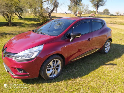 Renault Clio 2018 1.2 Iv Fase Ii Expression