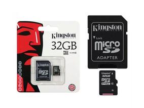 Cartão Micro Sd Kingston Technology 32 Gb - Sdc10
