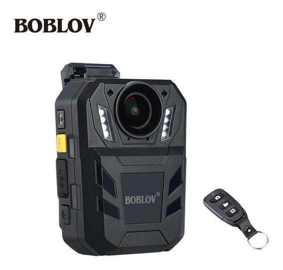 Câmera Filmadora Boblov Wa7-d Ultra Hd 1269p Polícia Control