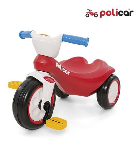 Triciclo Policiclo® Andador (com Pedal) - 7515