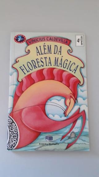 Livro Além Da Floresta Mágica-top-usado-oferta-perfeito