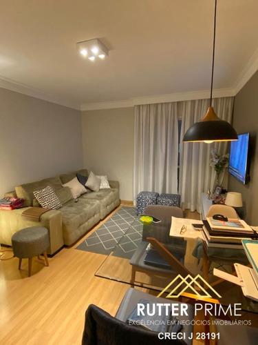 Imagem 1 de 15 de Lindo Apartamento A Venda Com 2 Dormitórios Na Vila Olímpia - 1051