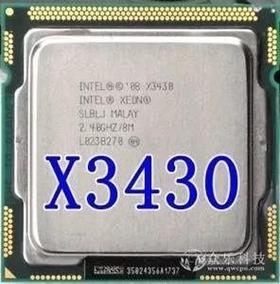 Processador Xeon X3430 2.40ghz