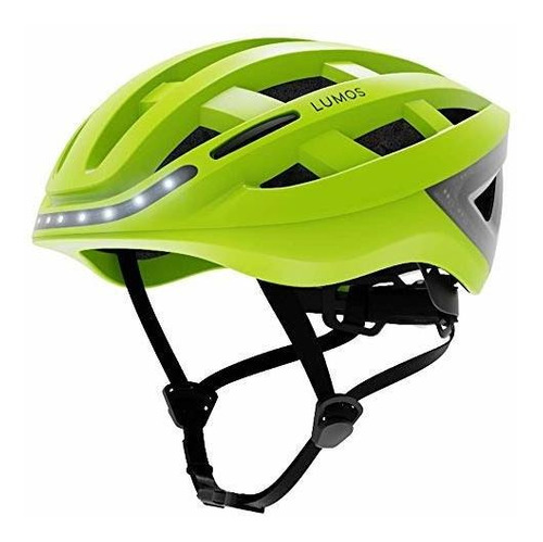Lumos Kickstart Smart Helmet - Casco Inteligente De Bicicle