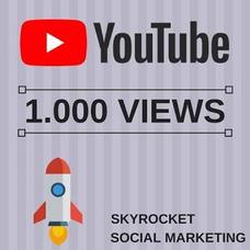 Yotube Promote+ 1000 Views,share E Like+50 Comentarios Reais