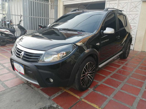 Renault Sandero Stepway 2011 1.6 Dinamique