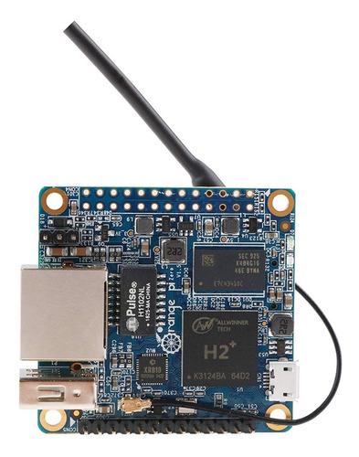 Mini Pc Orange Pi Zero Quadcore 1.2 Ghz Wifi Ethernet 512mb